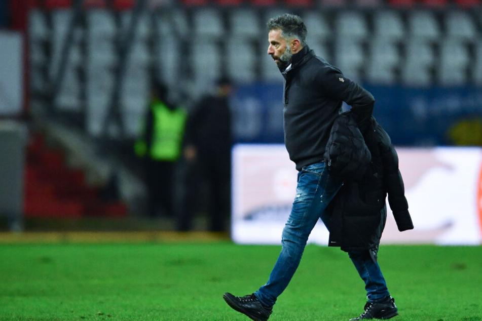 Tomas Oral übernimmt bis Saisonende die Übungsleitung beim FC Ingolstadt.