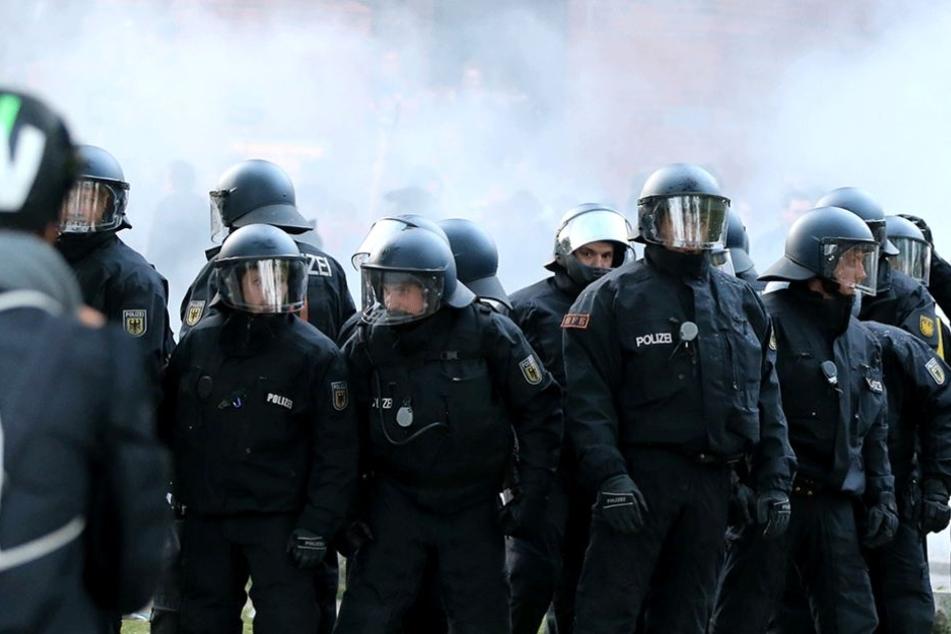 Die Polizei ist auf die linksradikale Demo am 1. Mai vorbereitet, egal, ob diese angemeldet wird, oder nicht.