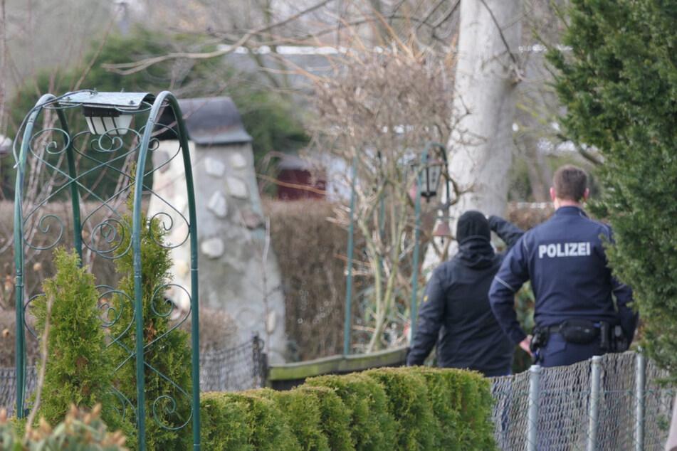 Leipzig: Leblose Person in Gartenanlage bei Leipzig entdeckt! Identität des Toten ist geklärt