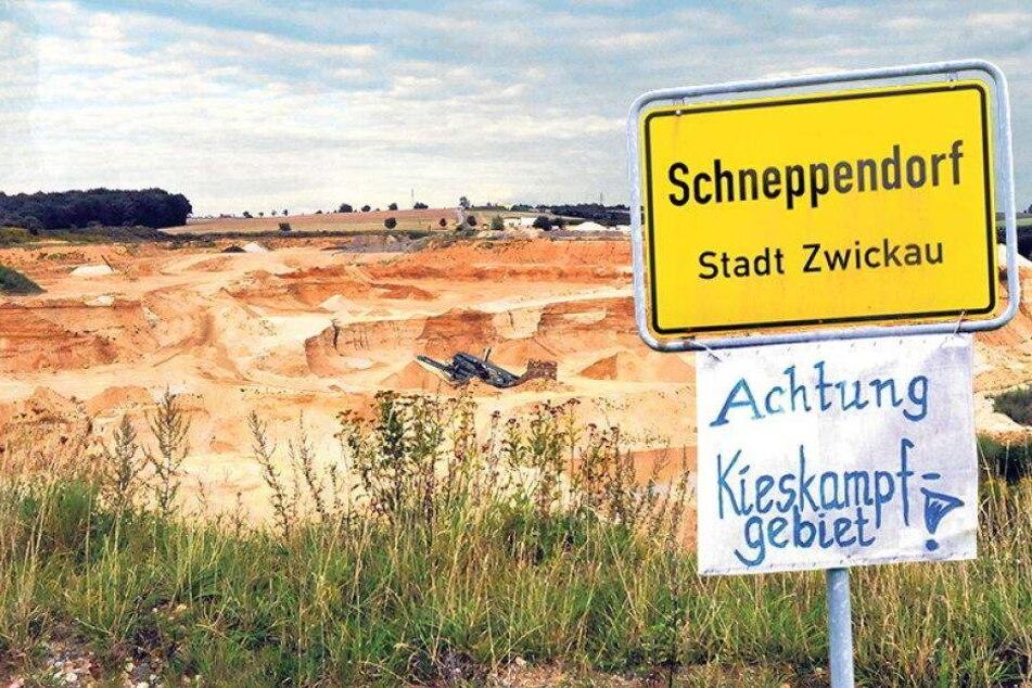 Bürger gewinnen den Kampf gegen Kiesgruben