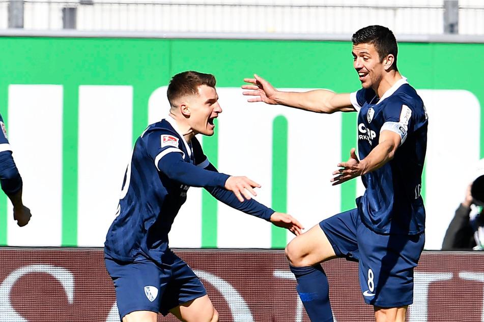 Auch dank Ex-Dynamo Losilla: VfL Bochum siegt im Top-Spiel und thront an der Spitze!