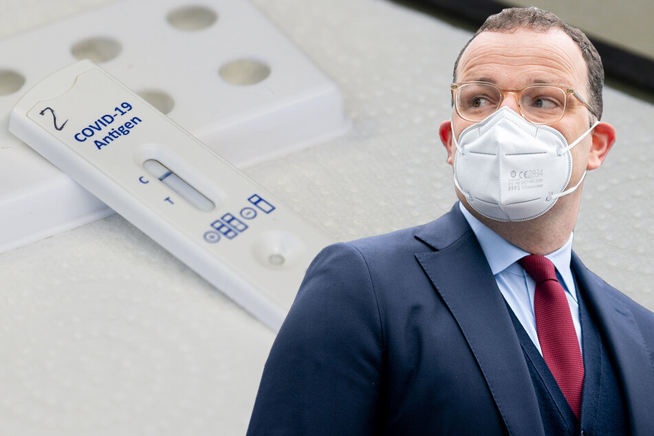 Nach Abrechnungs-Skandal: Spahn will private Test-Dienstleister besser kontrollieren