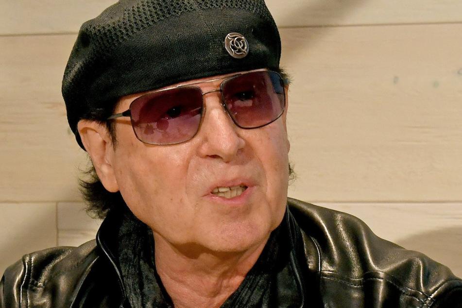 Scorpions-Sänger Klaus Meine fordert Hilfe für Musiker!
