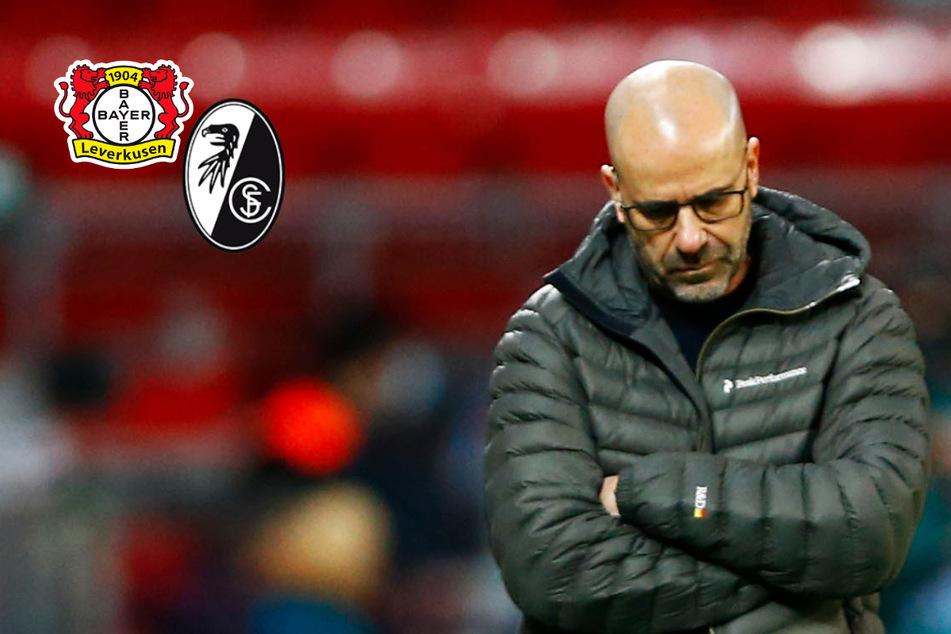 Bayer-Krise hält an! Leverkusen kassiert gegen SC Freiburg die nächste Pleite