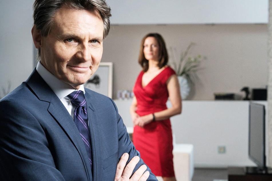 Wolfgang Bahro spielt mittlerweile seit 25 Jahren bei GZSZ den Anwalt Jo Gerner.