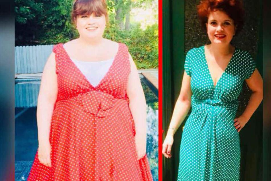 Misé Coakley hat durch ihr Abnehmen eine unglaubliche Veränderung durchgemacht.