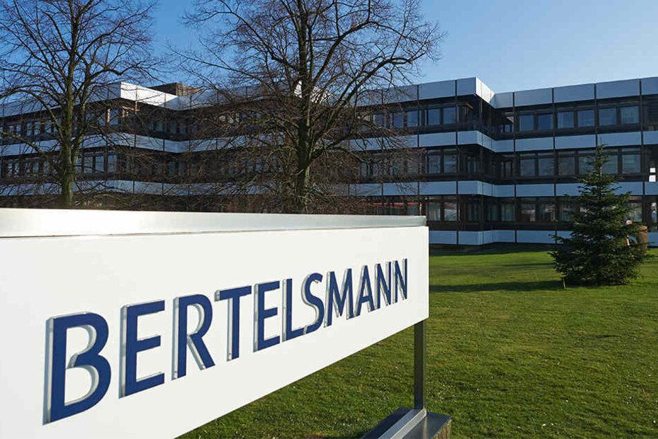 Digitalgeschäft boomt: Bertelsmann im Halbjahr mit Plus