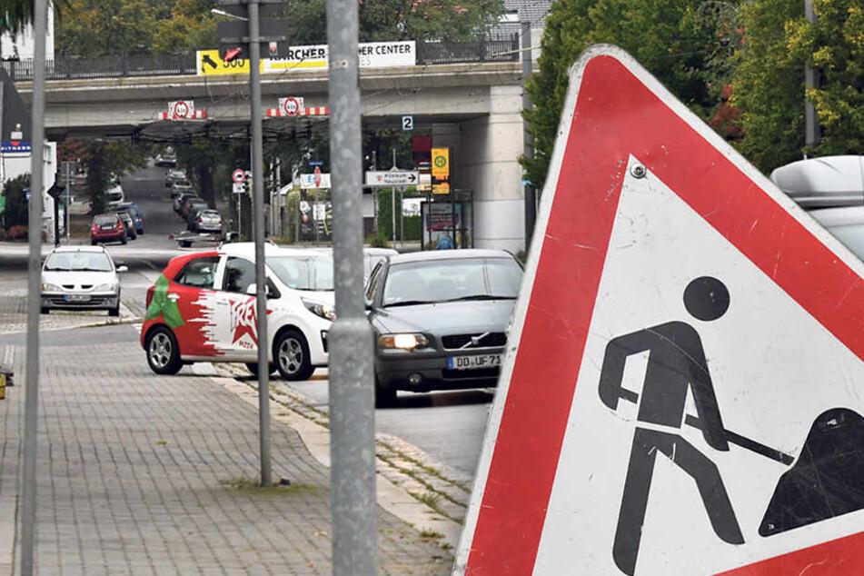 Jetzt wird die Leipziger Straße zur Baustelle!