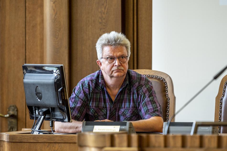 Zog die Notbremse: Gesundheitsamts-Chef Harald Uerlings (61).