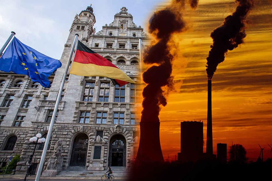 Die Grünen wollen, dass Leipzig künftig nicht mehr in fossile Energien wie Kohle oder Erdöl investiert.