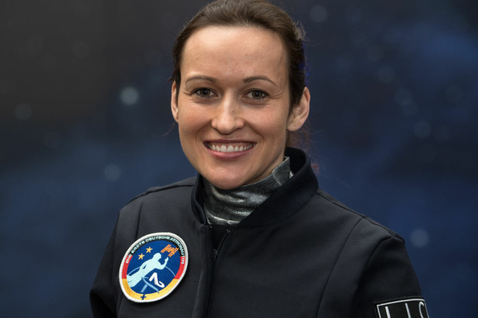 """Eurofighter-Pilotin Nicola Baumann ist bei dem privaten Projekt """"Astronautin"""" ausgeschieden. (Archivbild)"""