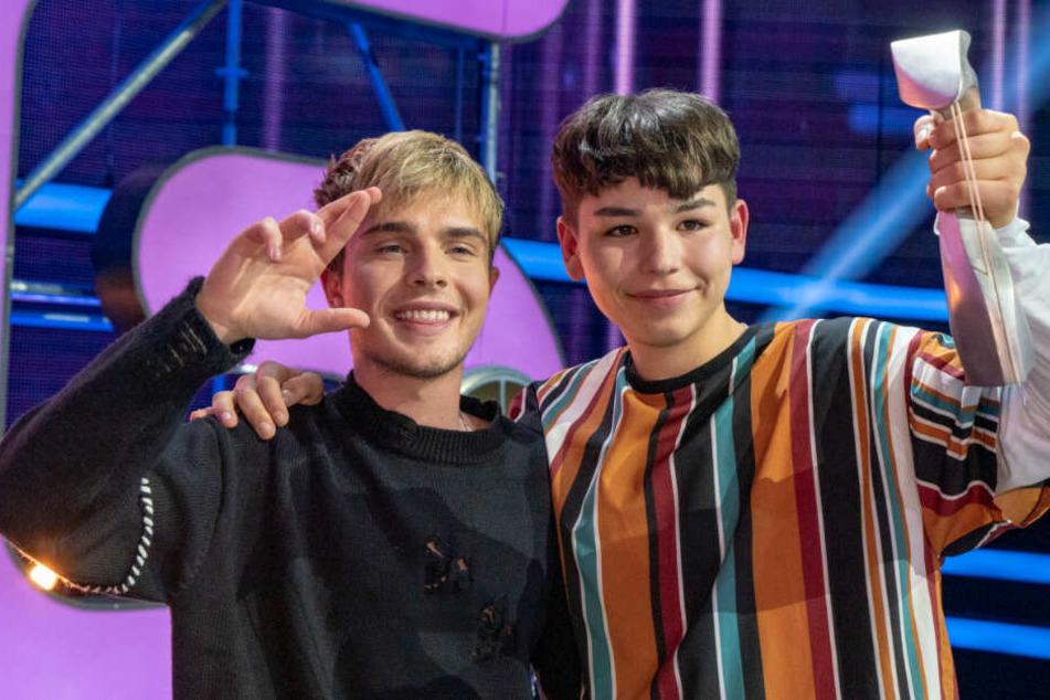 """Peer (14) aus München ist """"Songwriter des Jahres"""" 2019."""