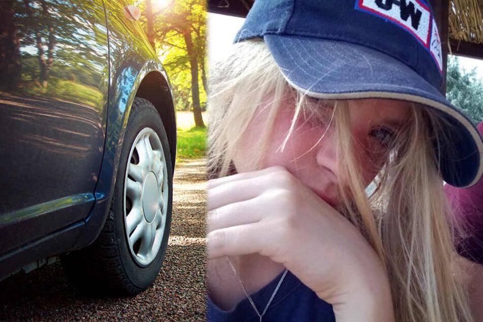 Julia wurde ihr eigenes Auto zum Verhängnis. (Auto: Symbolbild)