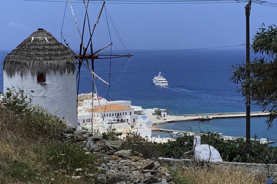 Griechenland bereitet sich auf die Tourismus-Saison vor.
