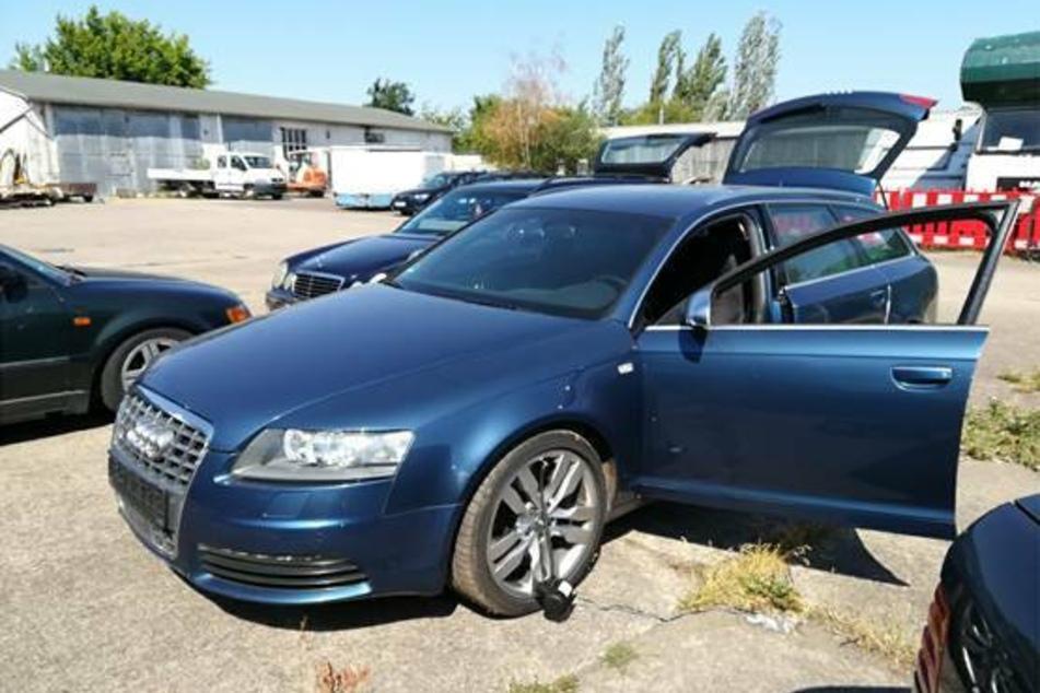 Der Audi S6 aus dem Baujahr 2006.