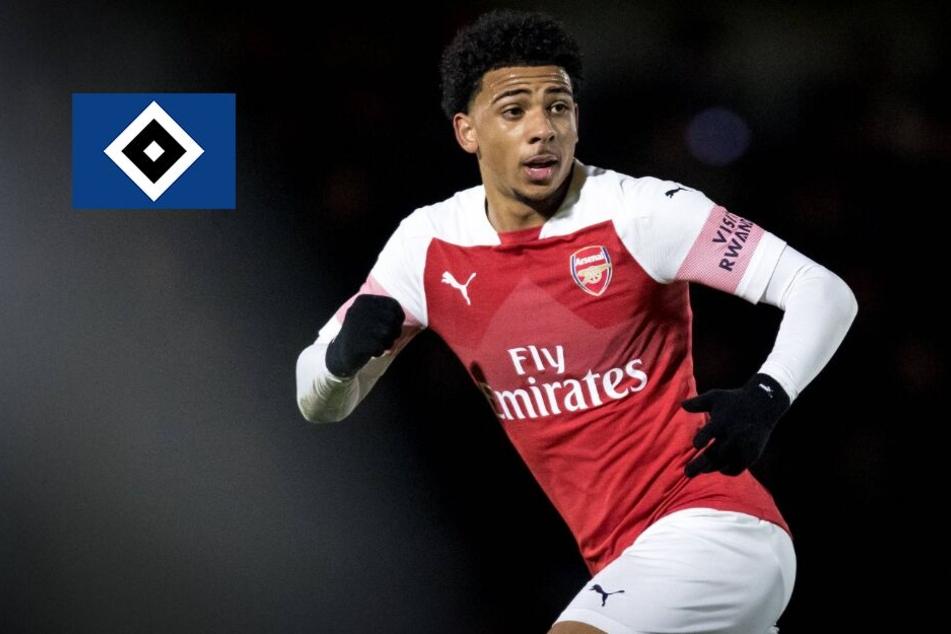 Millionen-Deal! HSV holt Arsenal-Juwel Amaechi