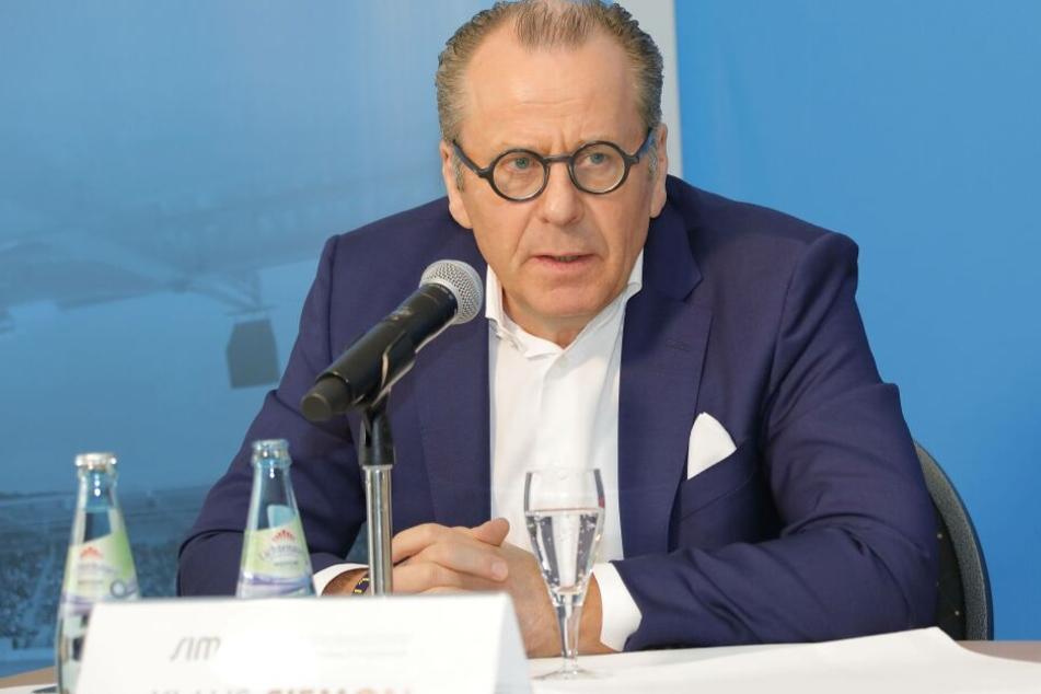 CFC-Insolvenzverwalter Klaus Siemon hat allen Mitarbeitern des Nachwuchsleistungszentrums gekündigt.