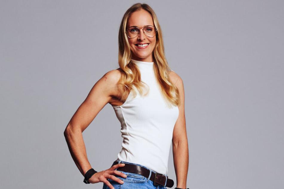 Mareike (37) ist Tauchlehrerin.