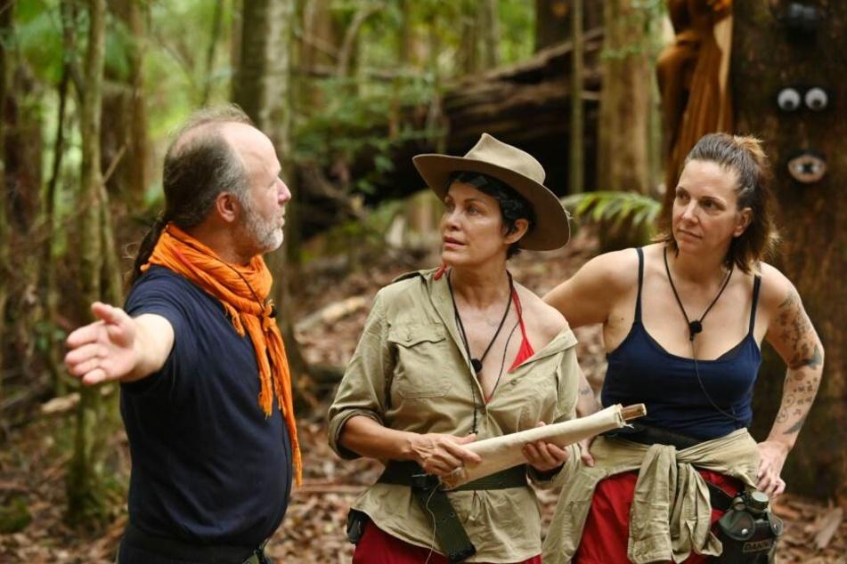 Juhu, Schatzsuche! Vor allem eine freut sich ausgelassen darüber - und bekam danach Sonjas und Markus' Meinung vor den Kopf geknallt.