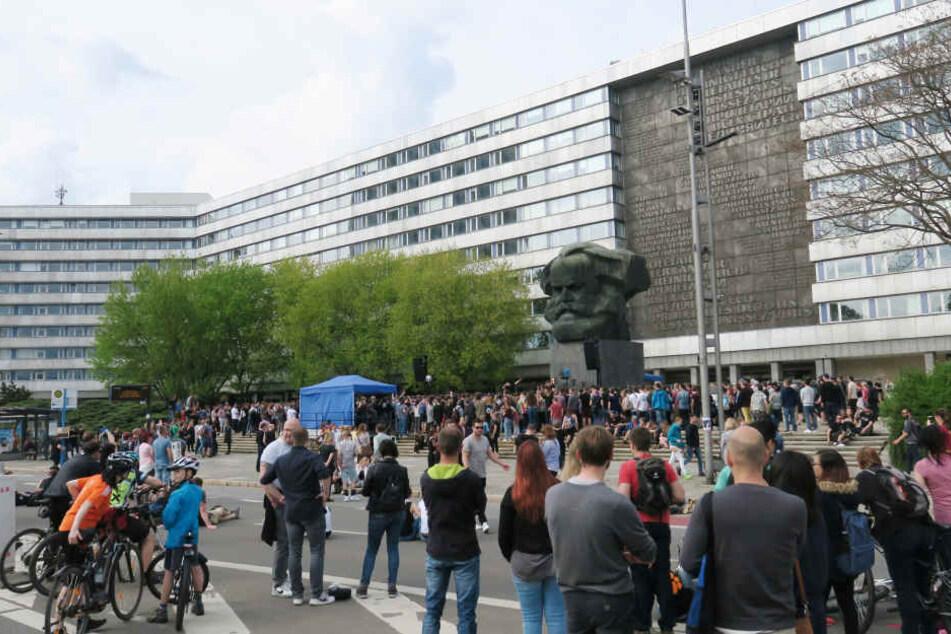 Beim ersten Konzert am Kopp in dieser Saison (13. Mai) waren rund 100 Besucher dabei.