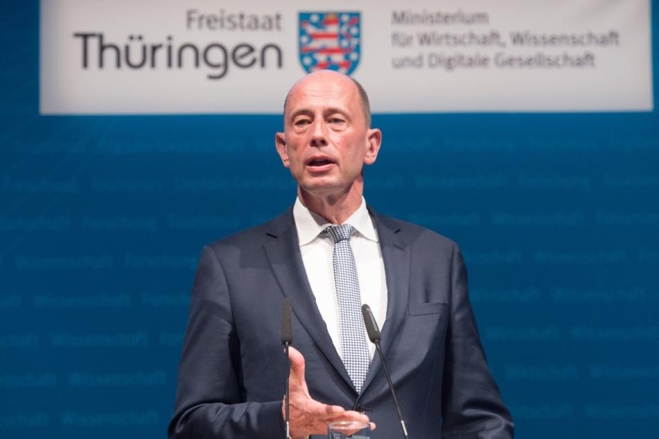 Thüringens Wirtschaftsminister Wolfgang Tiefensee will die Handelsbeziehungen mit Mexiko ausbauen.