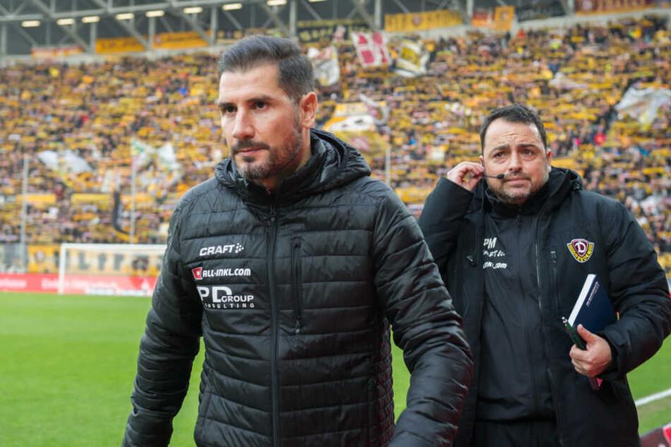 Cristian Fiel und Patrick Mölzl trainieren weiterhin Dynamo.