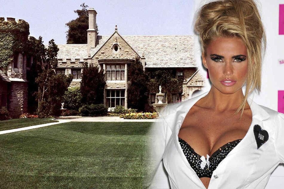Pfui! Katie Price macht Ekel-Geständnis über ihre Zeit in der Playboy-Villa