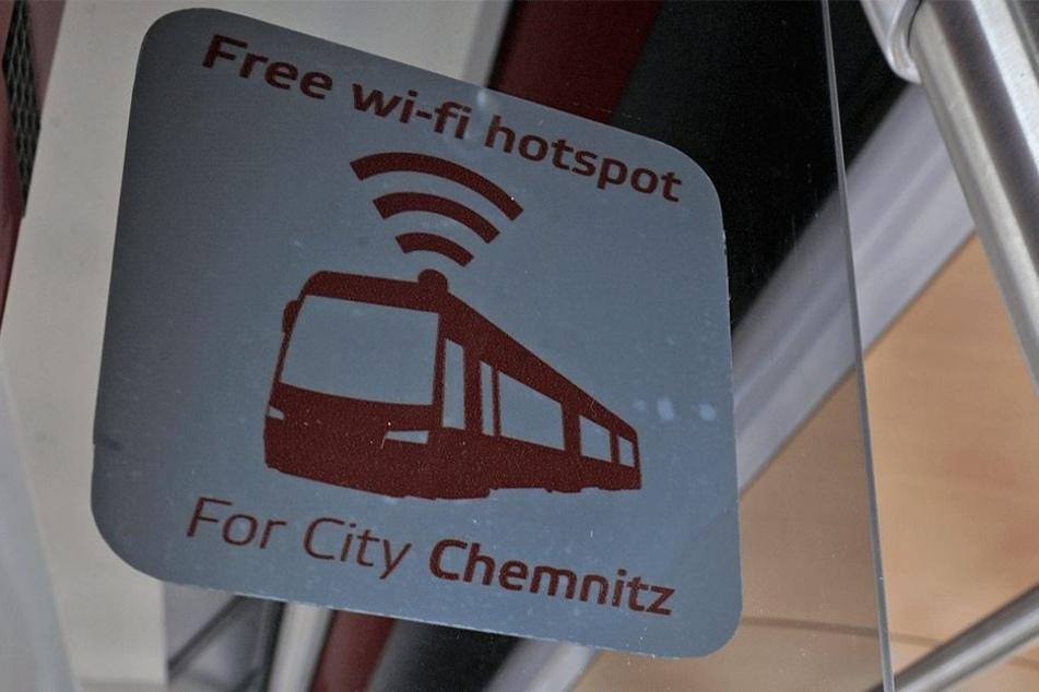 Bereits 2012 wurden die ersten Bahnen mit freiem W-LAN in Chemnitz getestet. Sieben Jahre später könnte es soweit sein.