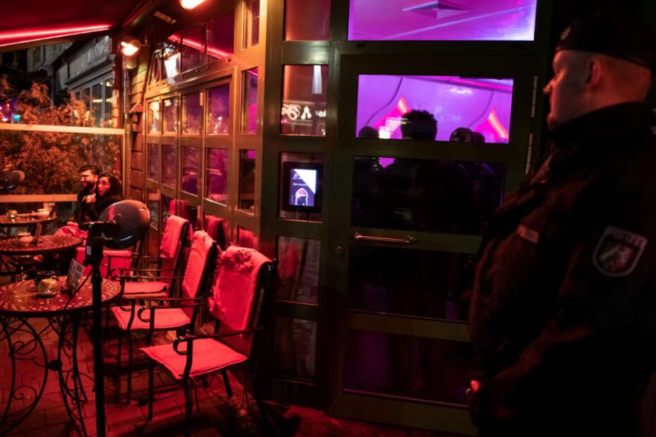 Polizei lässt nicht locker: erneut Razzia in Shisha-Bars