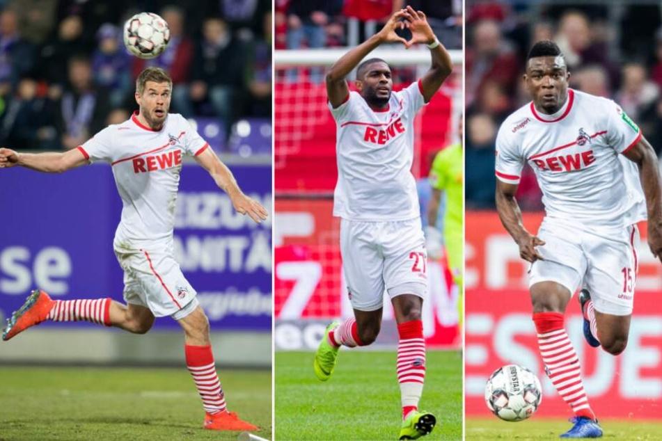 In der 2. Bundesliga trafen die drei Stürmer Terodde, Modeste und Cordoba zusammen 55 Mal für den 1. FC Köln.