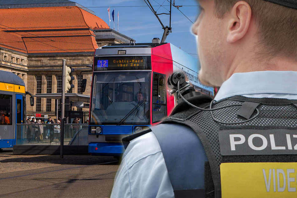 In Zukunft könnten Polizisten neben Euch in der Straßenbahn sitzen.
