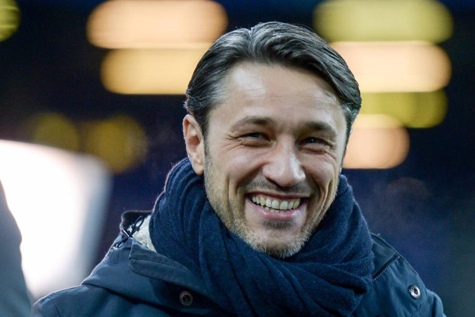Niko Kovac sieht sein Team gefestigter als im Vorjahr.