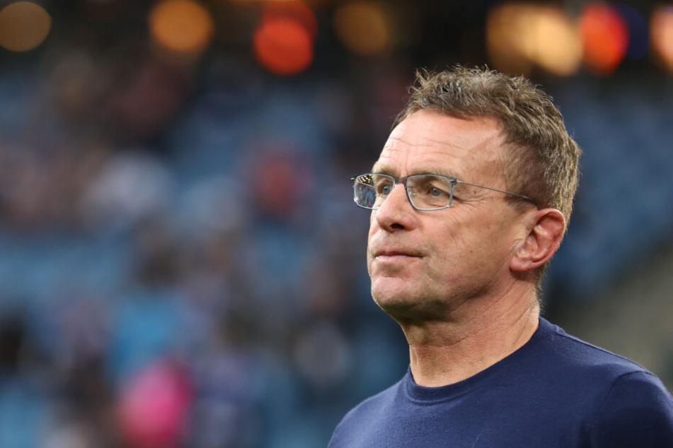 Ralf Rangnick kritisiert den TSV 1860 München.