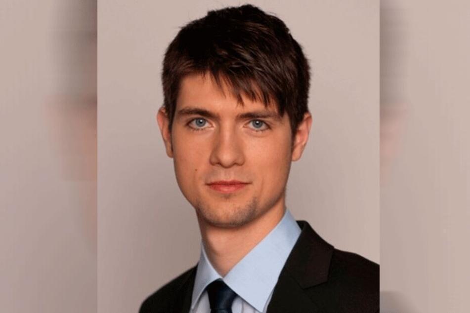 SPD/Grünen-Fraktionschef Benjamin Zabel (30) freut sich über den Kompromiss.