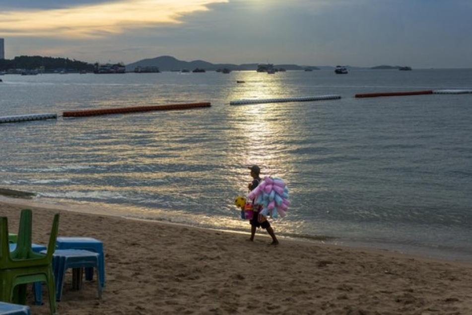 In Thailand wurde ein Taucher tot im Meer entdeckt. (Symbolbild).