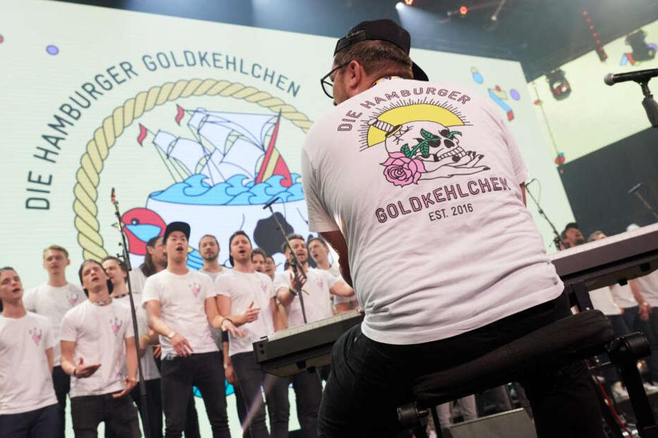 """Hamburg: """"Glühwein gegen Jacke"""": Männerchor bittet Hamburger um Hilfe!"""