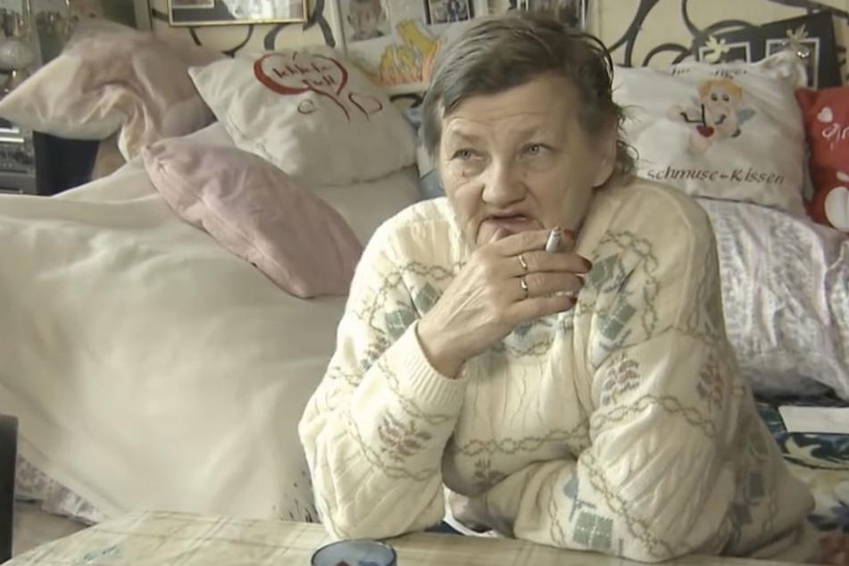 Karin Ritter (64) ist das Oberhaupt der Familie. Ihren Sohn konnte sie im Streit mit einem Handwerker aber nicht aufhalten.