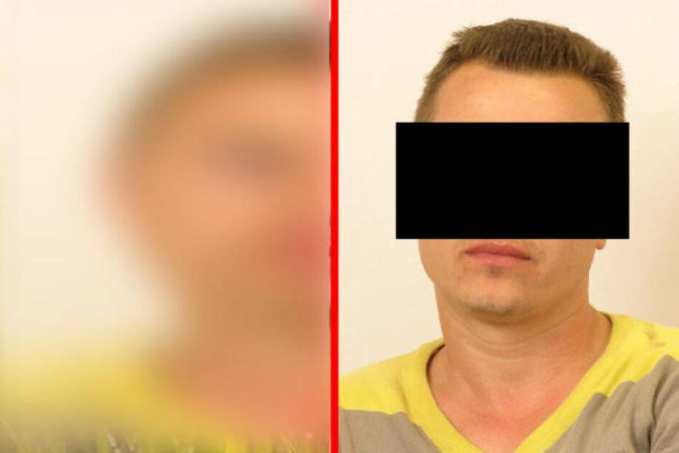 Mit diesem Bild hatte die Polizei nach dem Mann gesucht, konnte ihn erst Monate später finden.