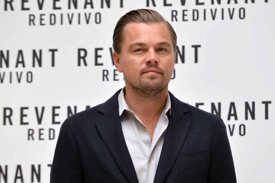 Leonardo DiCaprio (44) musste einen Oscar abgeben.