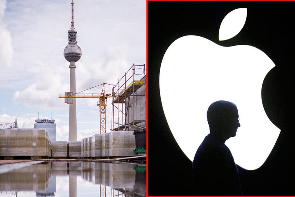 Berlin ist Hauptstadt der kreativen Firmengründer
