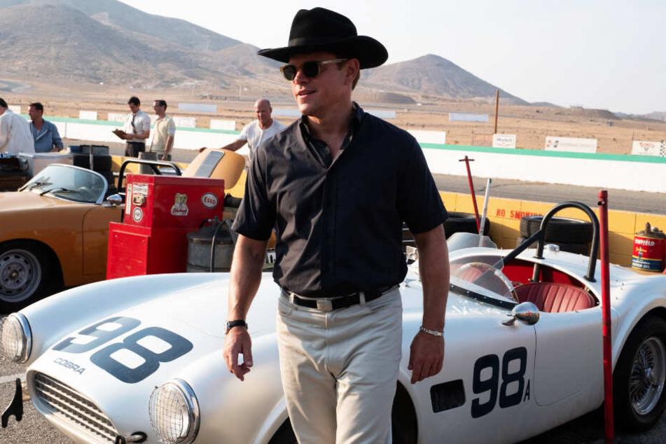 Carroll Shelby (Matt Damon) soll aus Ford einen Vorzeige-Rennstall machen.