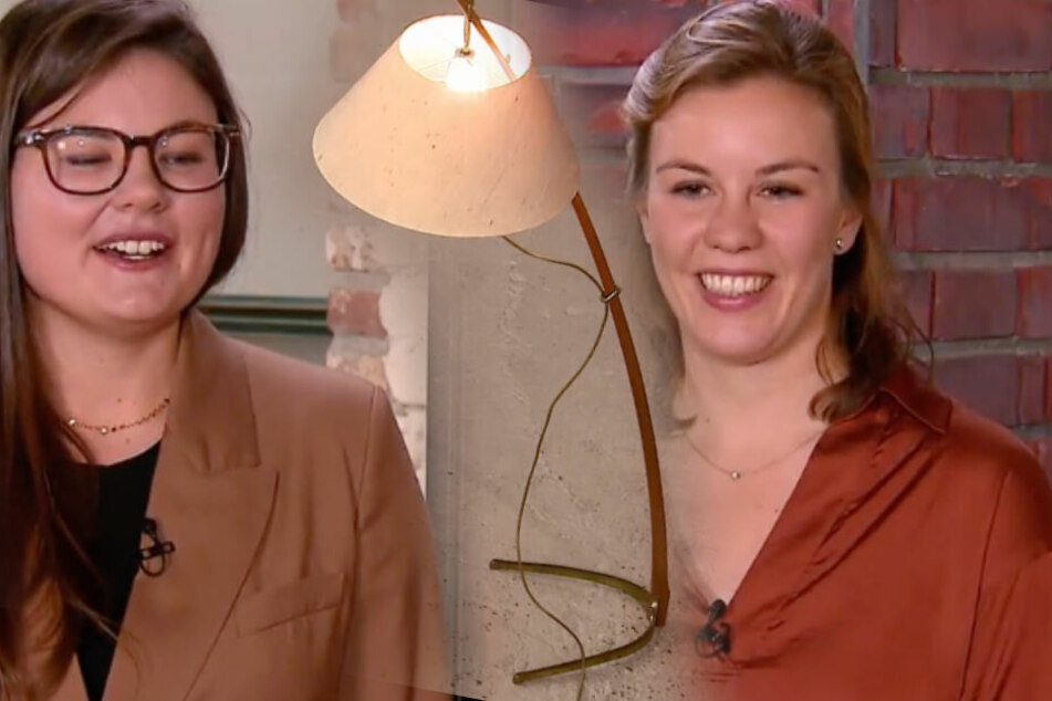 Bares für Rares: Du glaubst nicht, wie viel Geld die Mädels für diese Lampe absahnen!