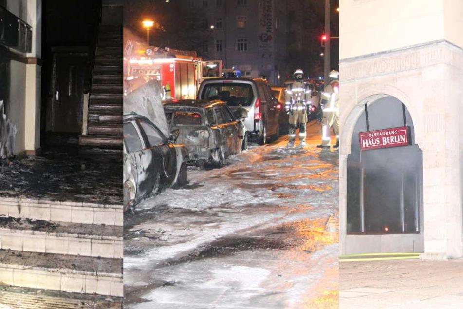 Brand-Welle in Berlin: Feuerwehr im Dauereinsatz!