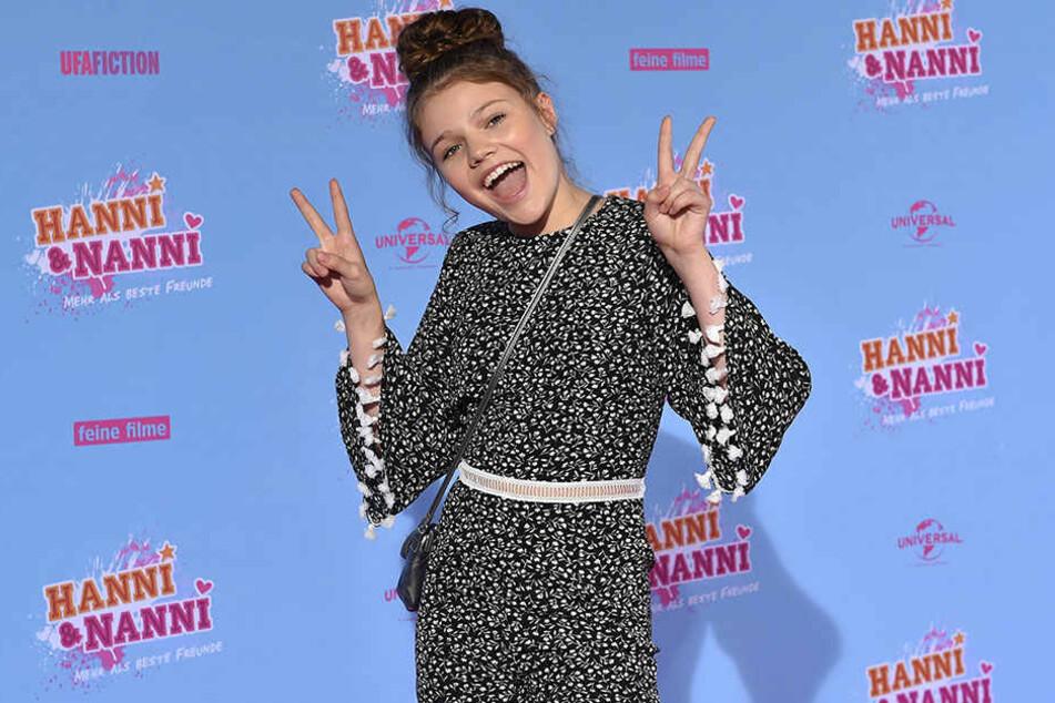 """Die Schauspielerin und Youtuberin Faye Montana war 2017 mit dem Film """"Hanni & Nanni - Mehr als beste Freunde"""" besonders erfolgreich."""