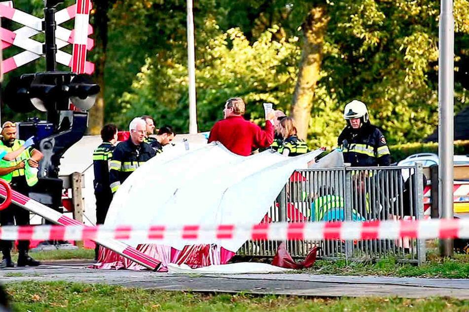 Mehrere Kinder überlebten die schwere Zug-Katastrophe in Oss nicht.