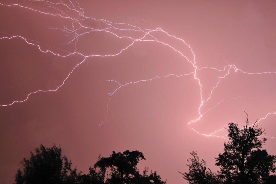 Nach einem heftigen Gewitter starben in Melbourne sechs Menschen (Symbolbild).