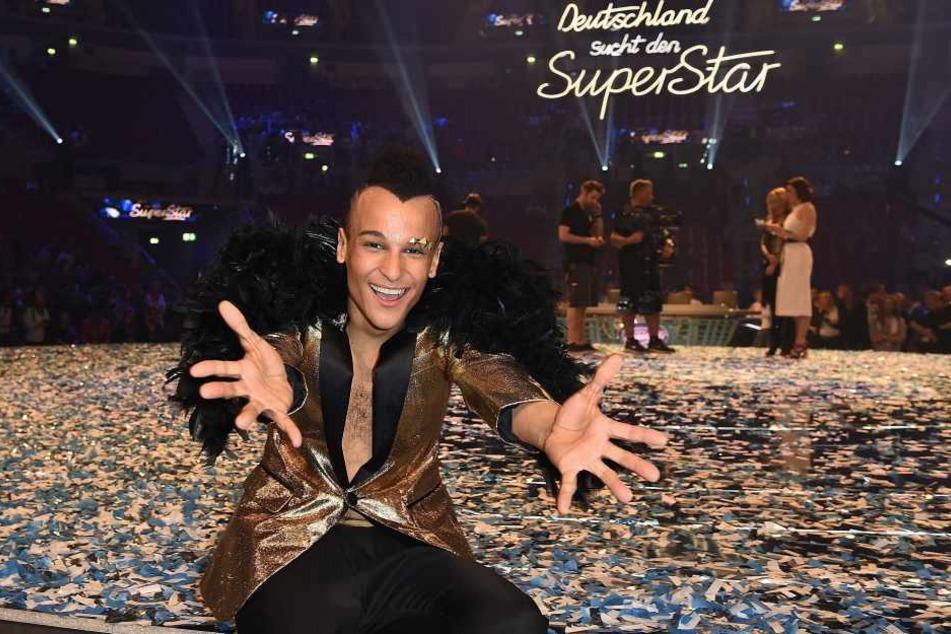 Der Gewinner der 13. Staffel, Prince Damien Ritzinger (25), konnte im Mai  richtig feiern.