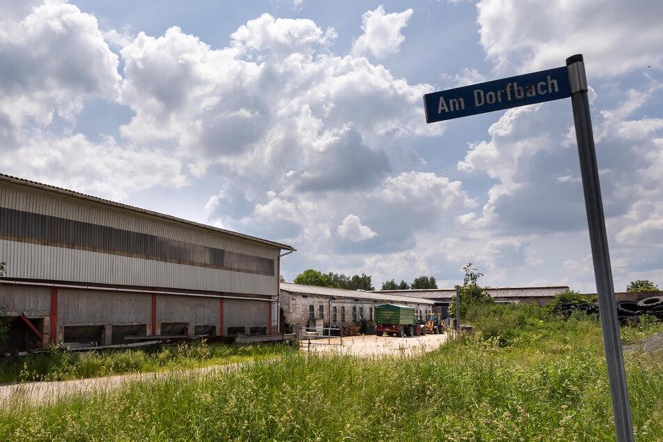 Der Angeklagte betrieb eine Milchviehanlage nahe Brand-Erbisdorf.