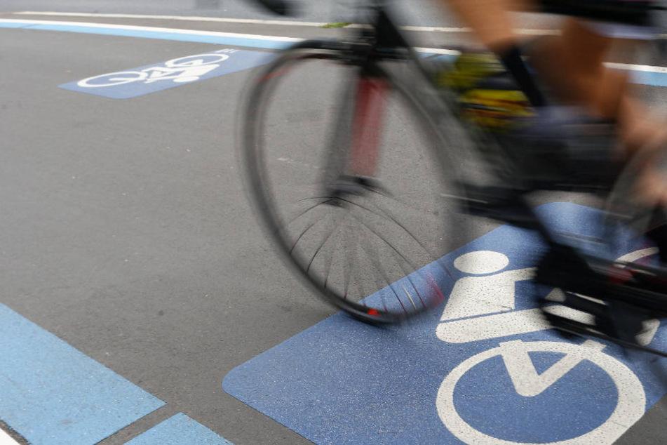 Noch in diesem Jahr soll mit dem Bau des Radschnellwegs begonnen werden (Symbolbild).