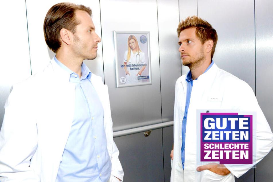 GZSZ: Üble GZSZ-Intrige gegen Philip!
